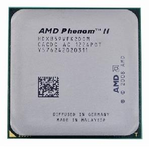 AMD Phenom II X4 B95 3.0GHz 6Mb AM3 CPU